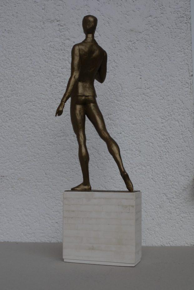 Māris Liepa skulptūra